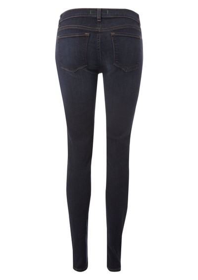 J Brand 620 Mid Rise Super Skinny Jeans - Palisade main image