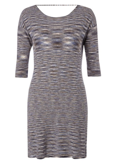 Virginie Castaway Jacky Dress - Blue main image