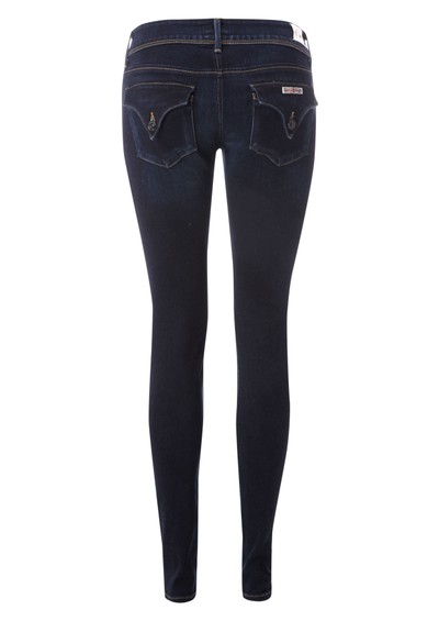 Hudson Jeans Collin Skinny Jean - Stockport Navy main image