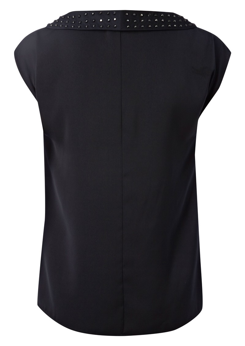 Diamond Blouse - Black main image