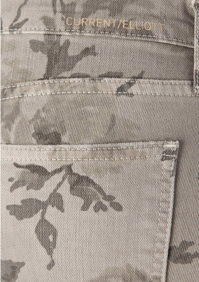 Current/Elliott Stiletto Skinny Jean - Grey main image