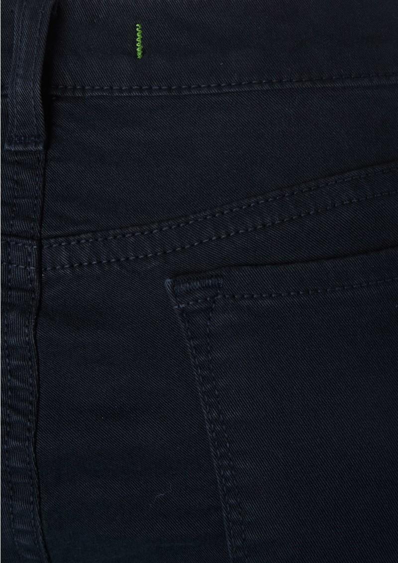 J Brand 811 Mid Rise Skinny Leg Jeans - Navy main image