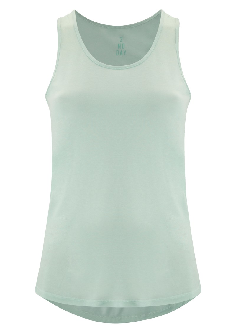 2nd Day Gab Tank - Mint Pastel main image