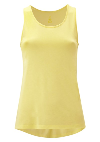 Day Birger et Mikkelsen  2nd Day Gab Tank - Yellow Pastel main image