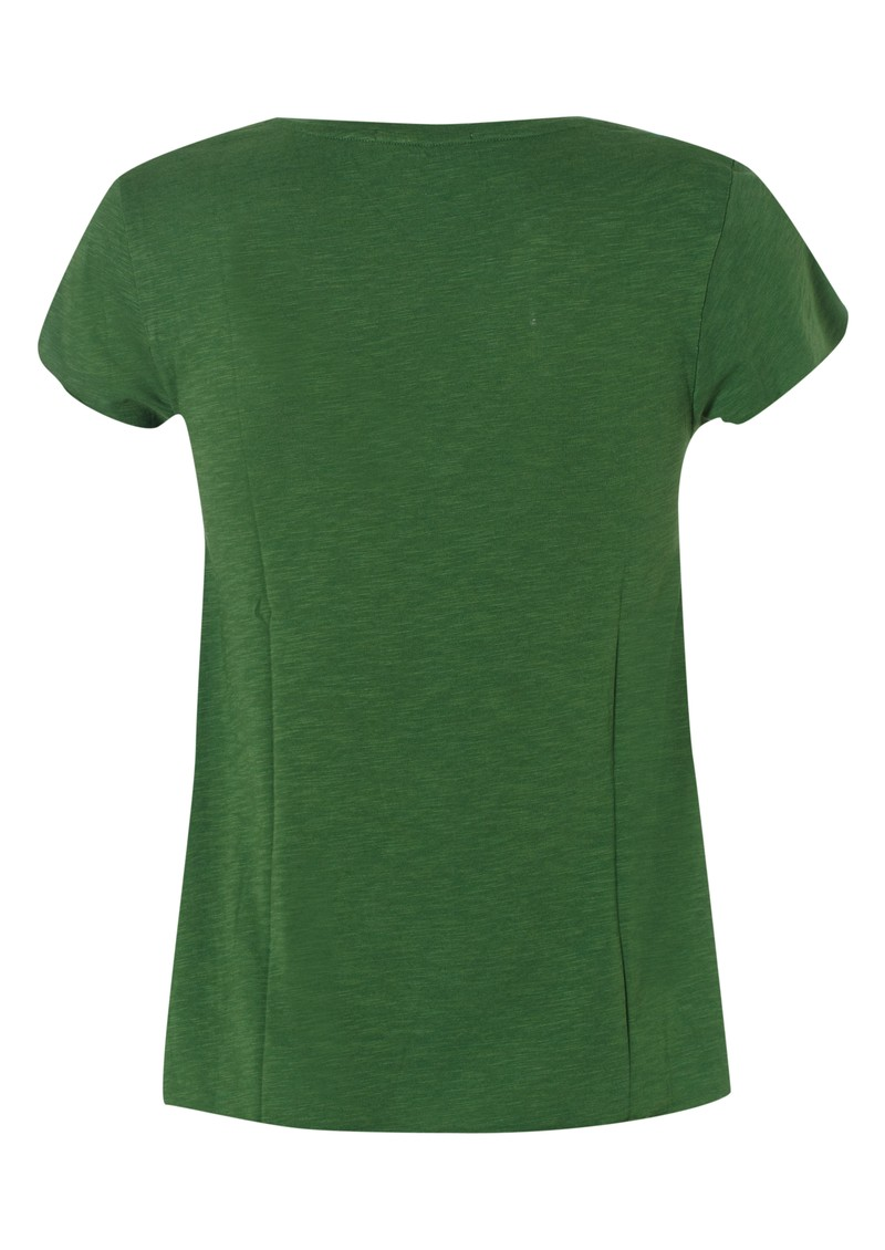Jacksonville Short Sleeve Top - Fern main image