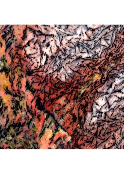 Weston Scarves Jasper Silk Scarf - Multi main image