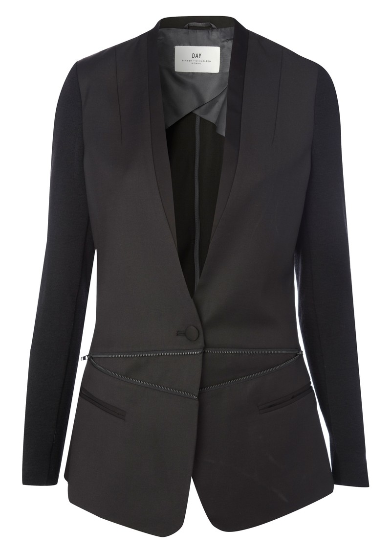 Suiting Blazer - Black main image