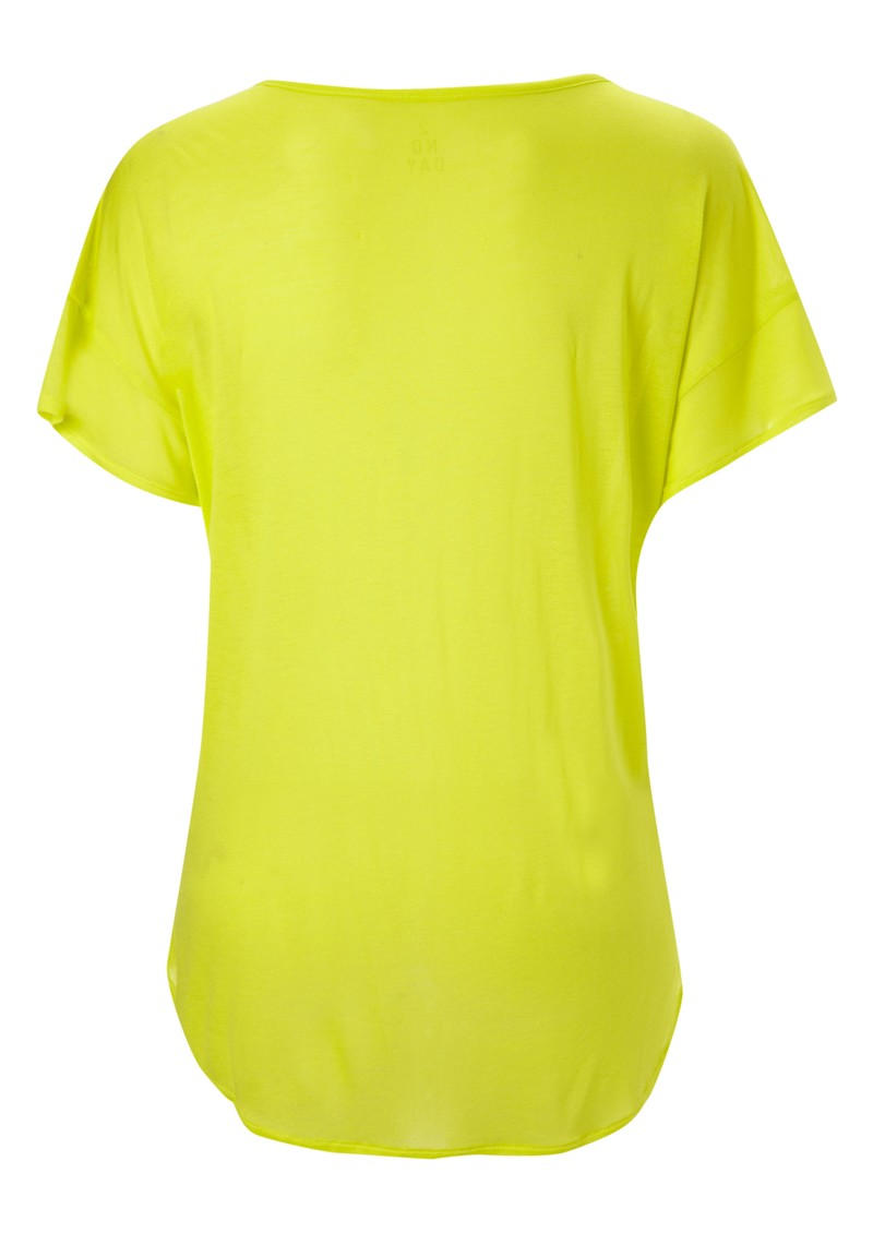 2nd Day 2nd Day Neon Tee - Yellow main image