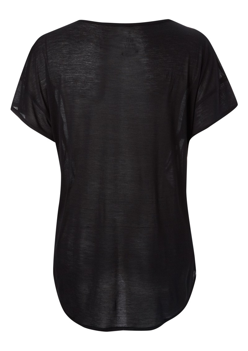 2nd Day Neon Tee - Black main image