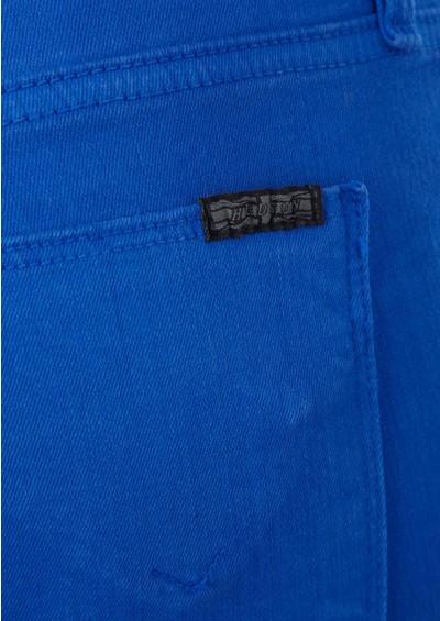 Hudson Jeans Mid Rise Nico Super Skinny Reform Jean - Blue My Mind main image