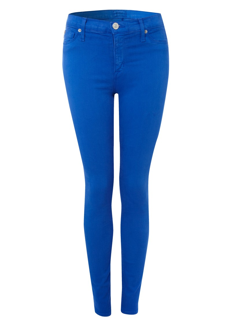 Mid Rise Nico Super Skinny Reform Jean - Blue My Mind main image