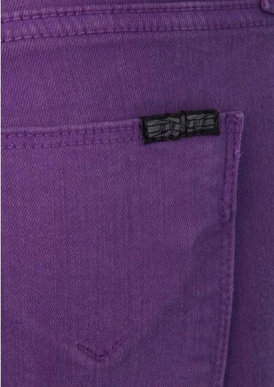 Hudson Jeans Mid Rise Nico Super Skinny Reform Jean - Royalty main image