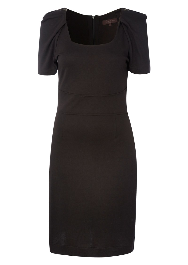 Farrel Jersey Dress - Black main image