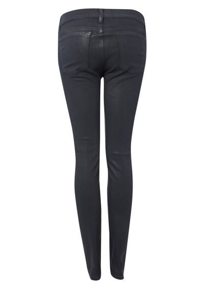 J Brand 901 Low-Rise Coated Legging - Patriot main image