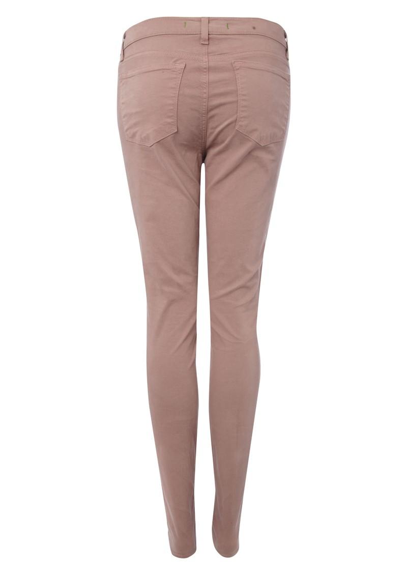 J Brand 811 Mid Rise Skinny Leg Jeans - Slipper main image