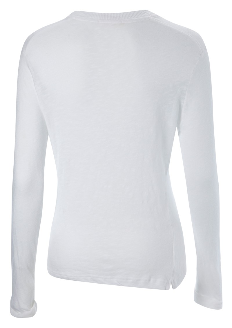 American Vintage Bakerfield Pocket Top - White main image
