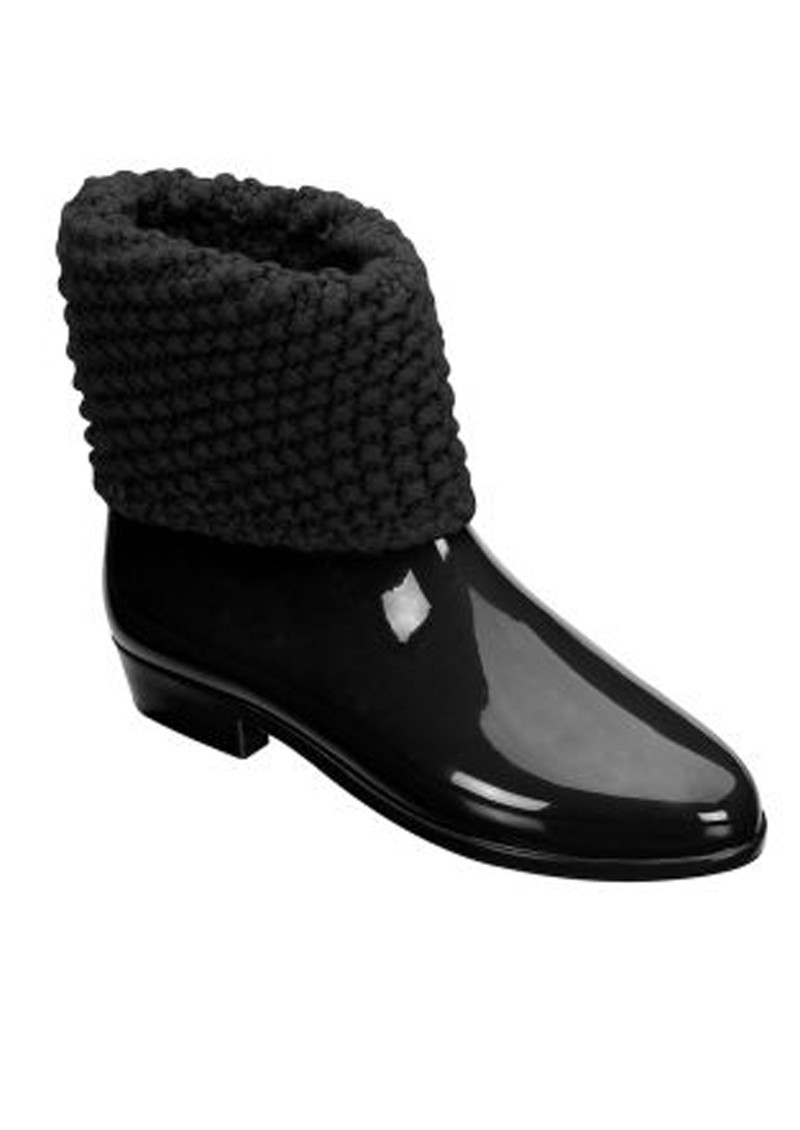 Melissa Tricot Boots - Black main image