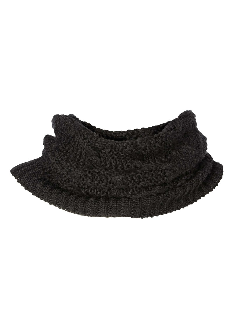 Zurich Wool Mix Snood - Dark Aleutian main image