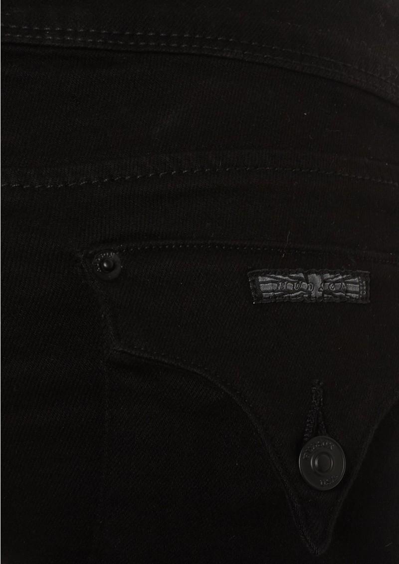 Hudson Jeans Collin Signature Skinny Jean - Black main image
