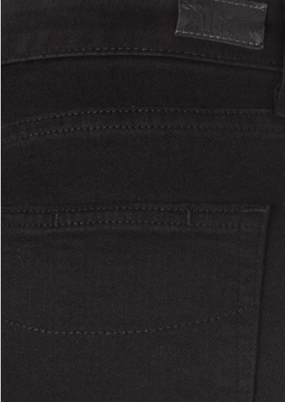 Paige Denim Skyline Straight Leg Jean - Black Ink main image