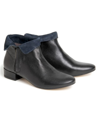 H By Hudson Carter Ankle Boots - Black main image