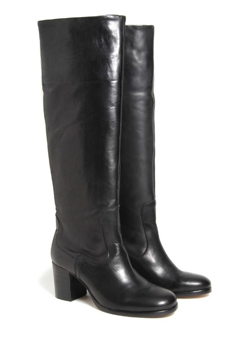 H By Hudson Folgate Knee High Boot - Black main image