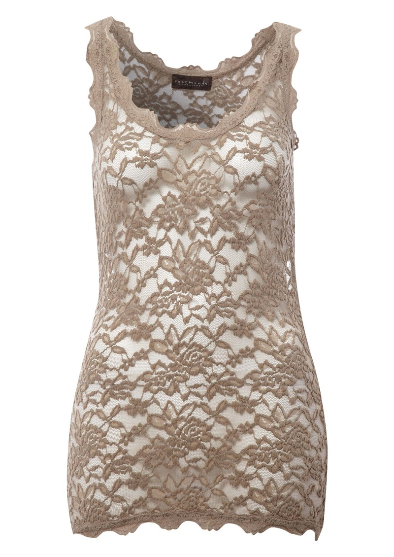 Rosemunde Lace Top in Sand