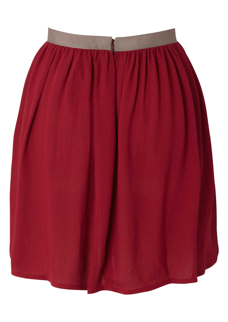 American Vintage Magdalena Skirt - Grenadine main image