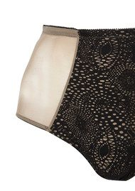 Yummie Tummie Meital Brief - Black