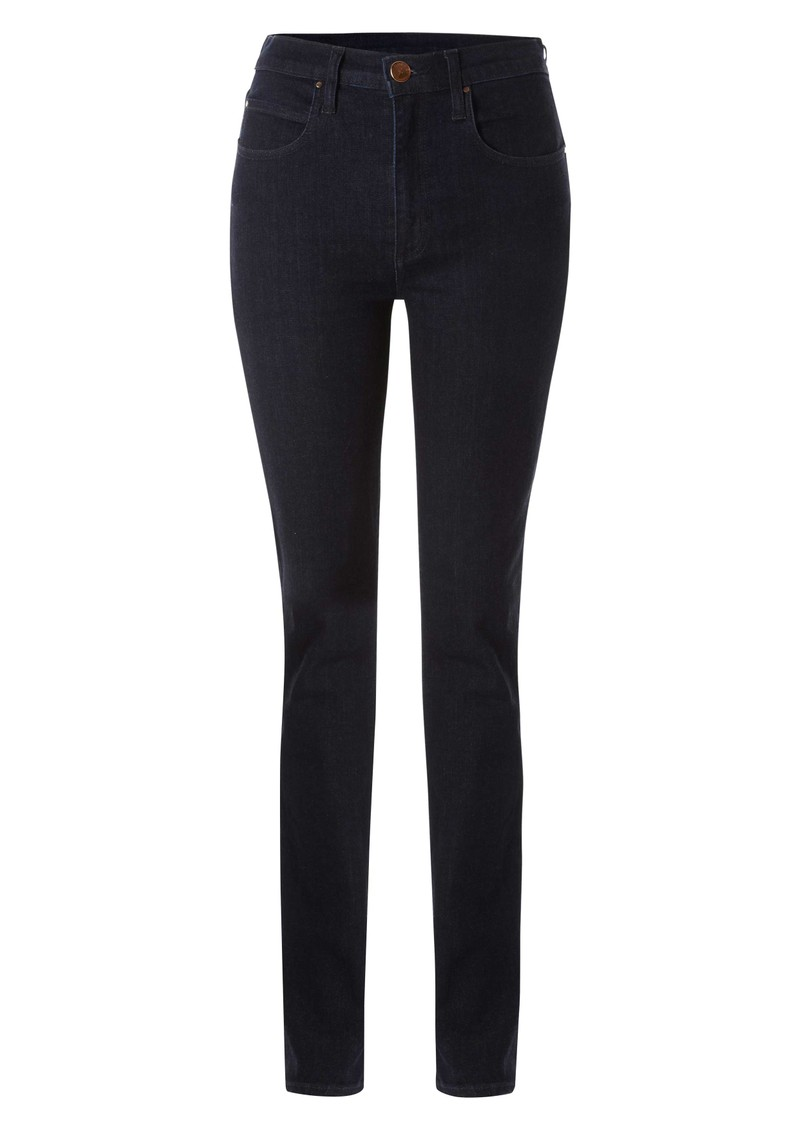 Cult Straight Leg Jeans - True Blue main image