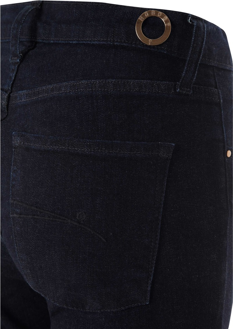 Nobody Cult Straight Leg Jeans - True Blue main image