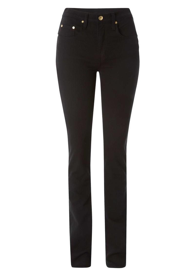 Cult Straight Leg Jeans - Black main image