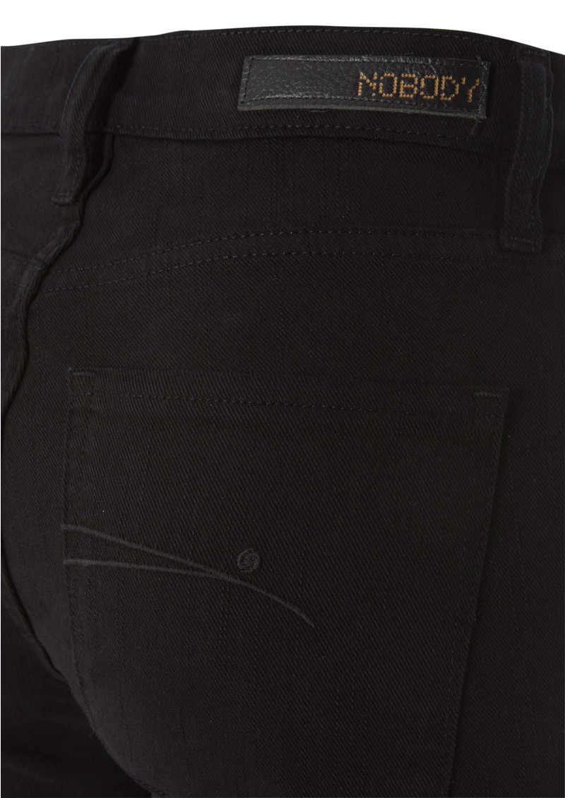 Cult Straight Leg Jeans - Black main image