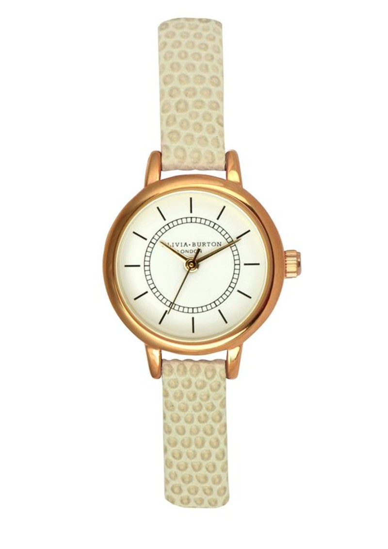 Olivia Burton Colour Crush Vintage Watch - Mink main image