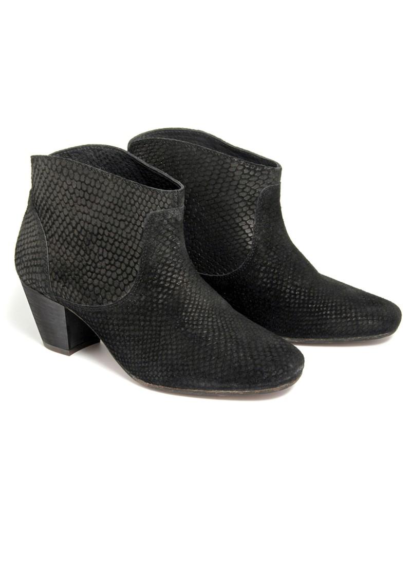 Hudson London Mirar Ankle Boot - Snake main image