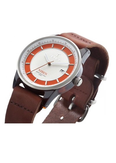 Triwa Flaming Niben Watch - Orange main image