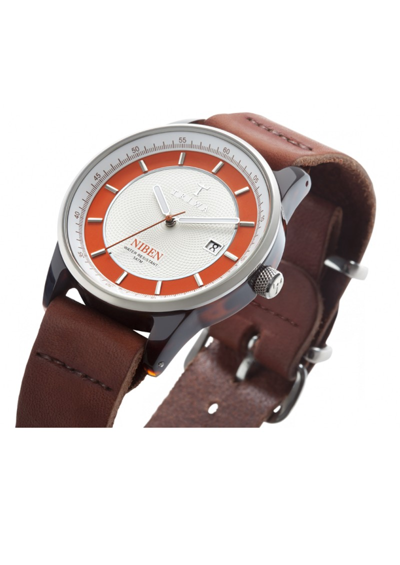 Flaming Niben Watch - Orange main image