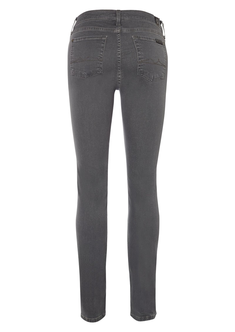 The Skinny Gummy Jean - Glitter Grey main image