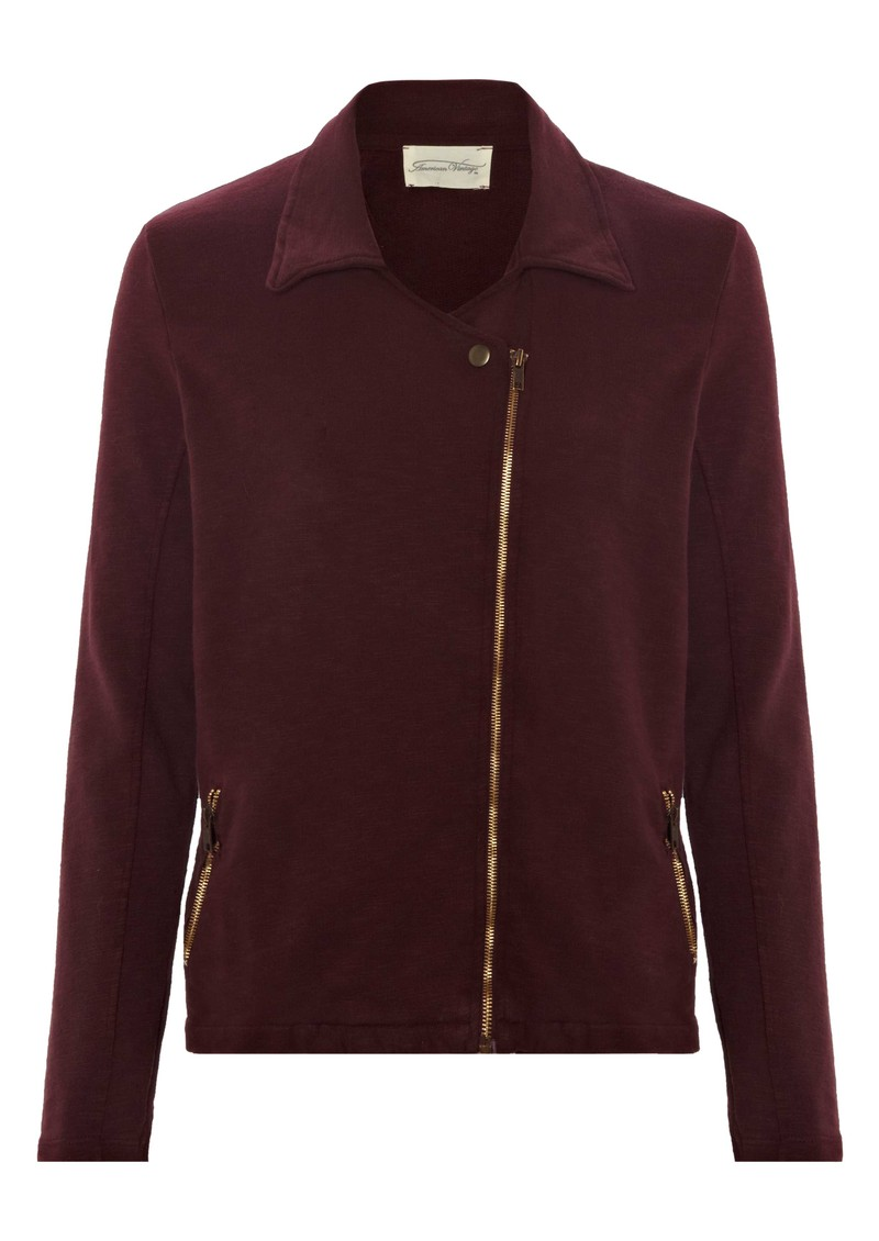 Paterson Jacket - Blackberry main image