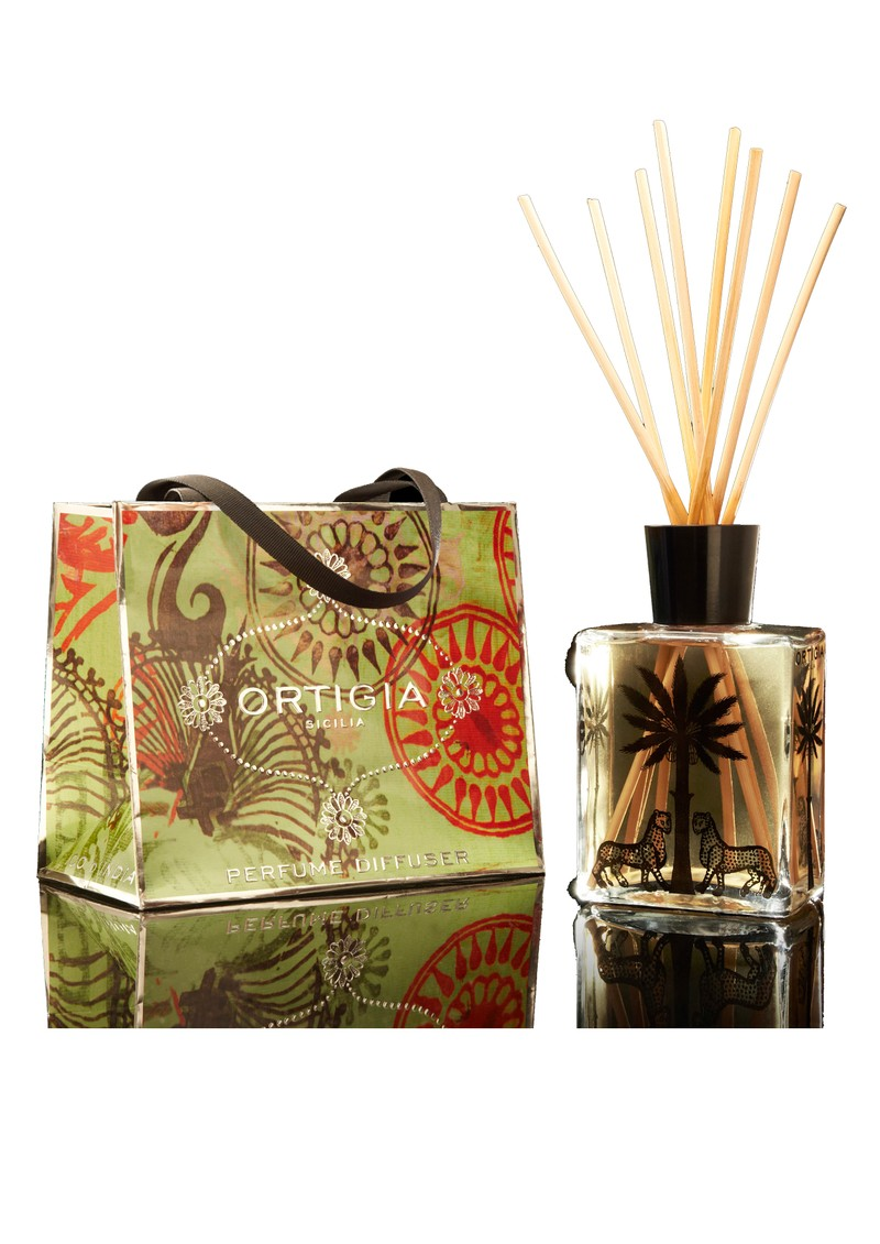 Ortigia Scented Room Diffuser - Fico D' India main image