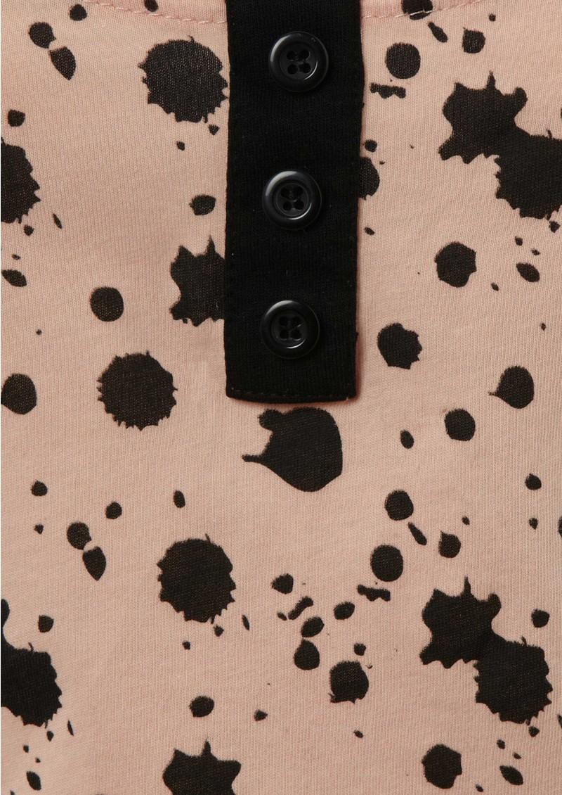 Rails Splatter Spot Vest - Pink main image