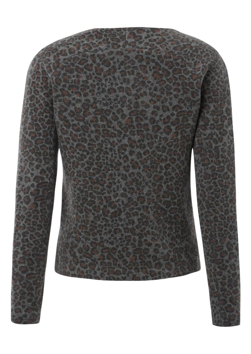 Maison Scotch Knitted Wool Jacket - Combo B main image