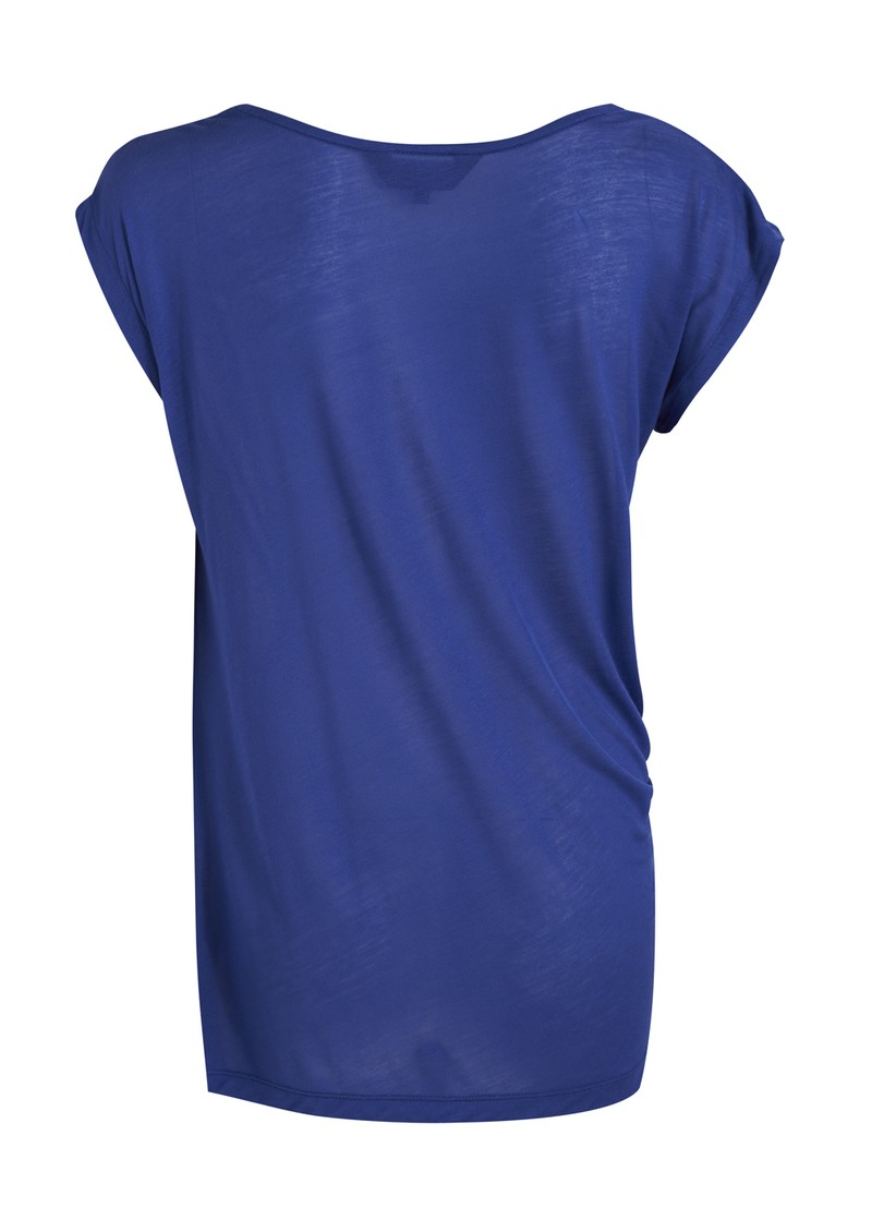 Great Plains Dusty Sleeveless Jersey Tee - Sapphire main image