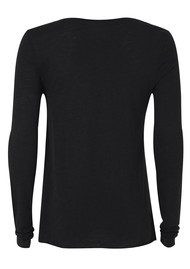Jacksonville Long Sleeve Tee - Carbone