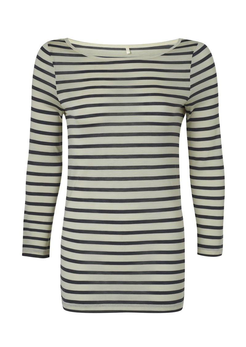 Day Birger et Mikkelsen  Striped Layering Top - Seed & Pear main image