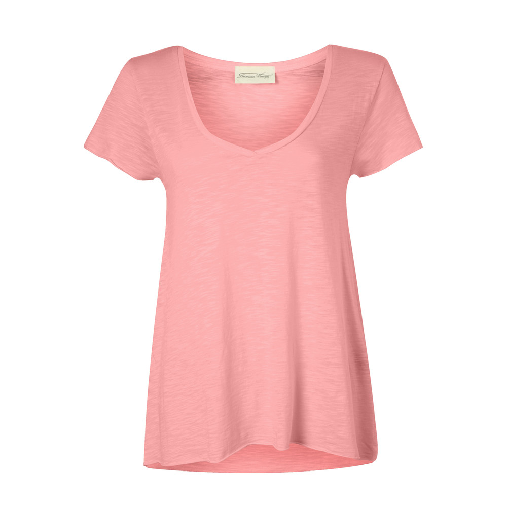 Jacksonville Short Sleeve Top - Candy