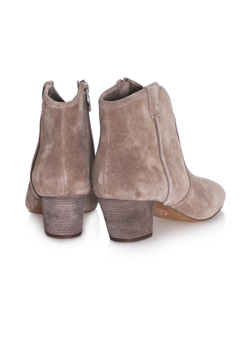 Ash Jalouse / Spiral Calf Suede Boot - Vision main image