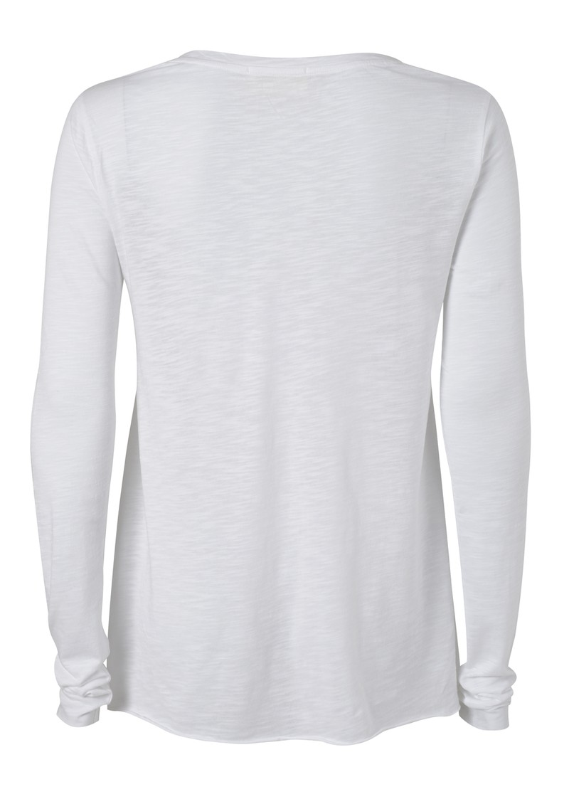 Jacksonville Long Sleeve Tee - White main image