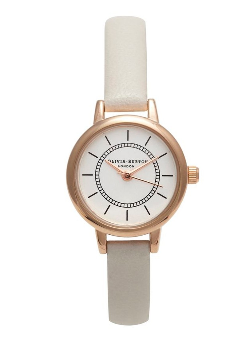 Olivia Burton Colour Crush Watch - Mink main image