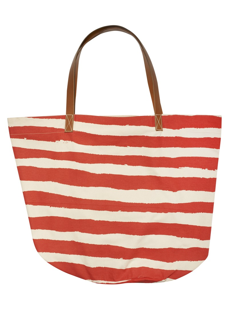 Becksondergaard Sailor Canvas Bag - Kiss Stripes main image